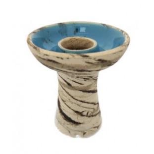 Queimador Al Farid Onix - Branco/cuba azul